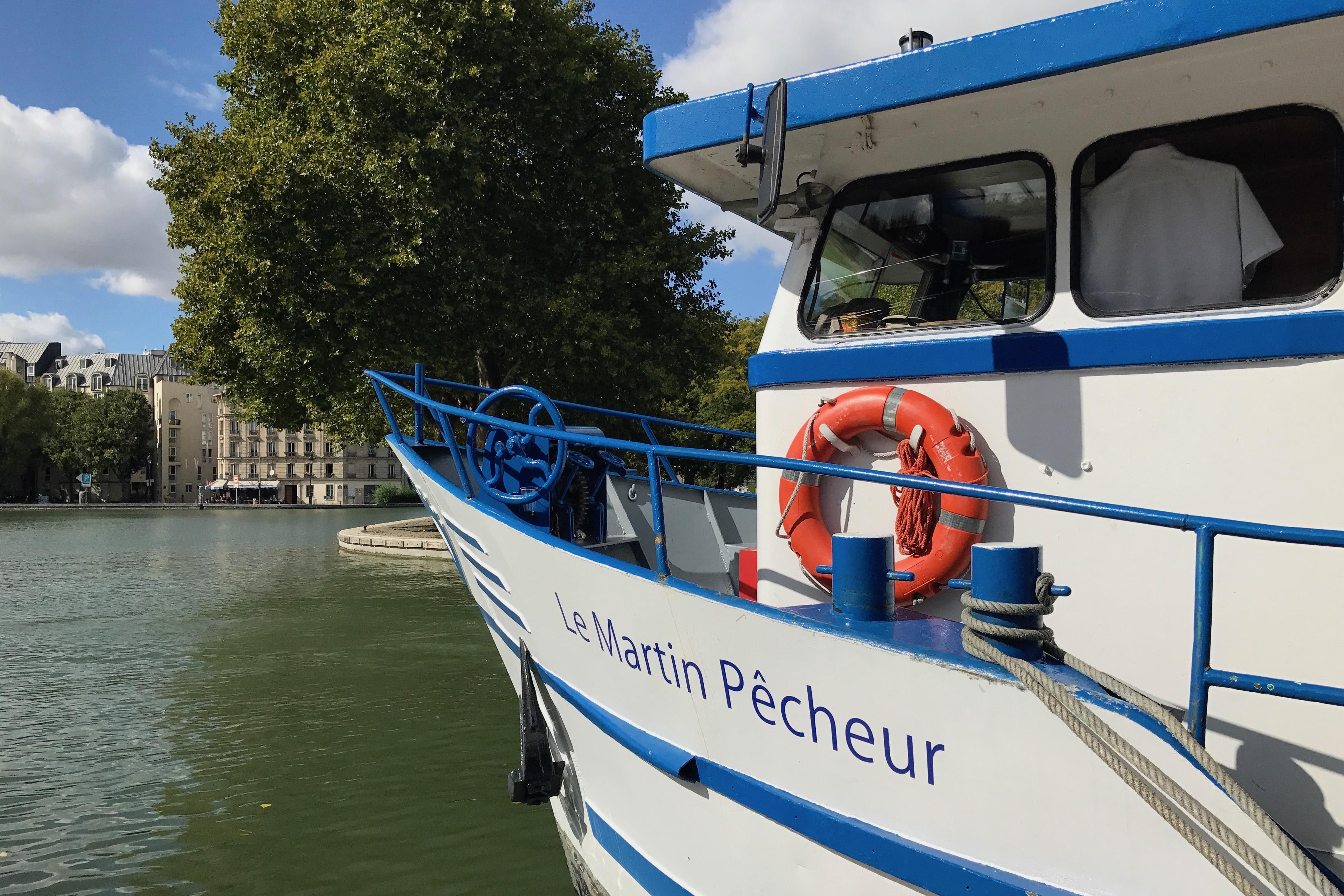Martin Pêcheur proue de jour