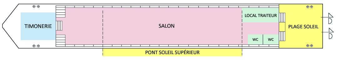 Plan du Martin Pêcheur