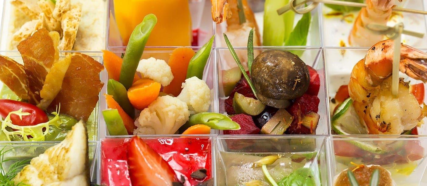 Couleurs et saveurs gastronomiques