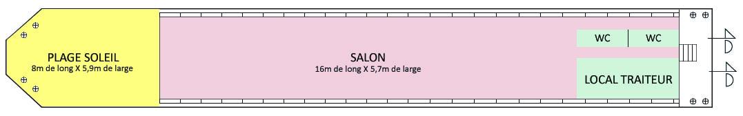 Plan de la Guêpe Buissonnière