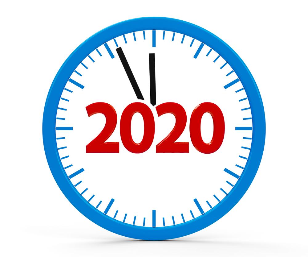 Horloge vers 2020